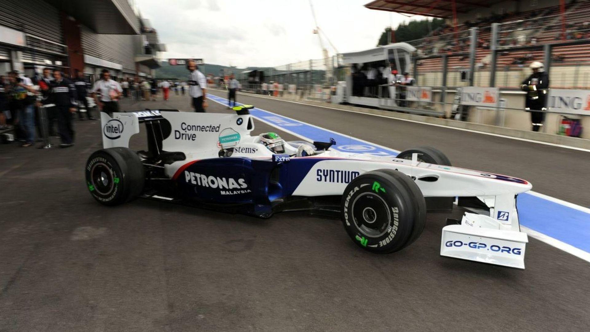No Sauber team clarity for 'weeks' - Theissen