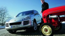 Porsche Cayenne Diesel and 911 GT3 New Video and Photos