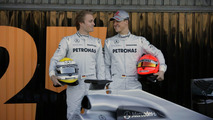 Schumacher to remain team 'number 1' - Horner