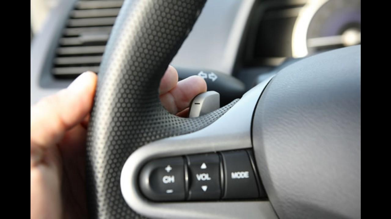 Honda lança linha New Civic 2011 sem mudanças - Confira tabela de preços