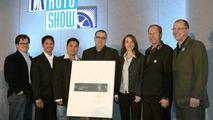 GMC PAD Wins LA Vehicle Design Challenge