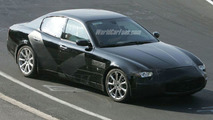 Spy Photos: 2007 Maserati GT Coupe