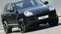 Porsche Cayenne with Gemballa V6 Turbo conversion kit