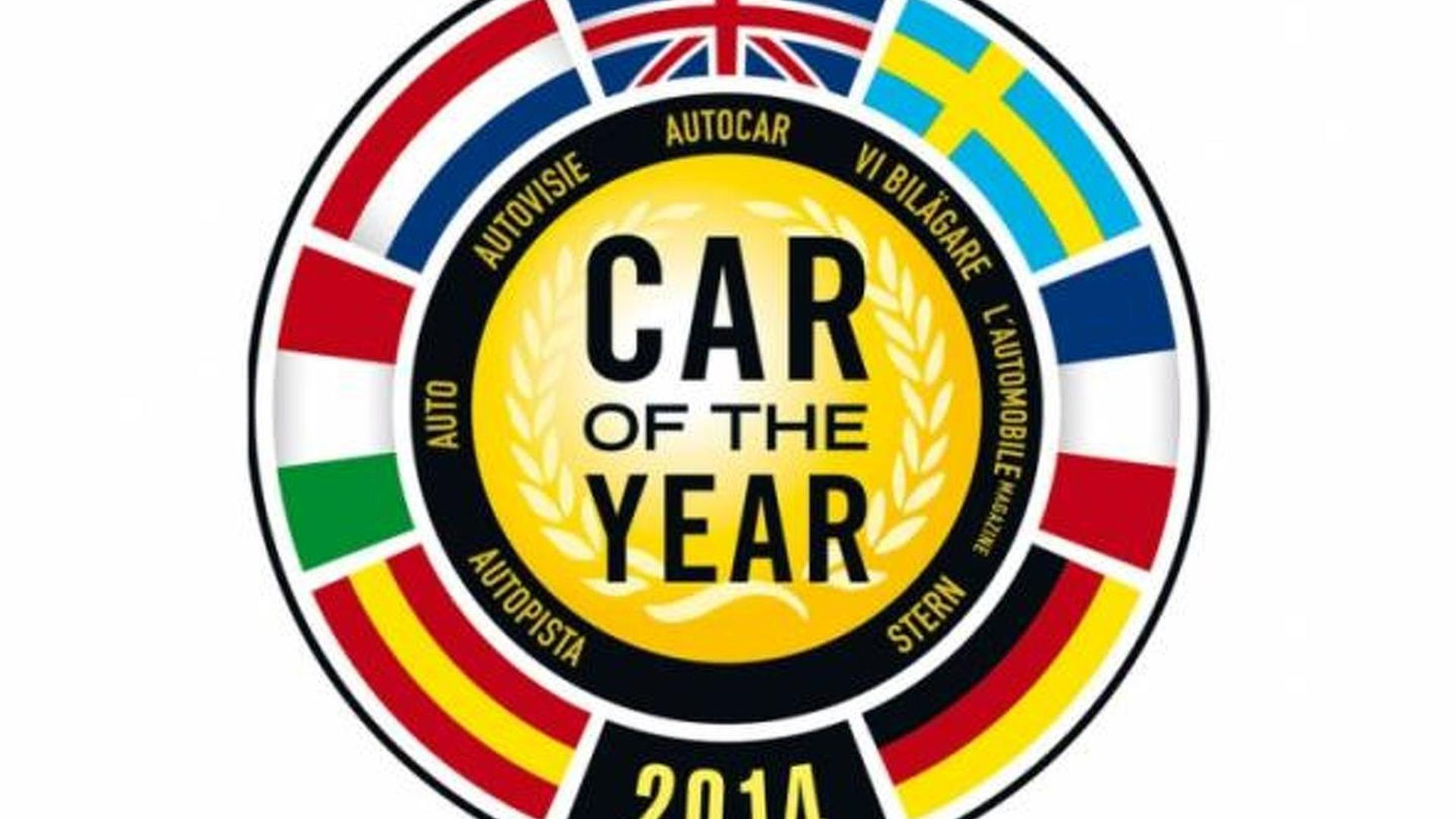 2015 Car of the Year candidates announced
