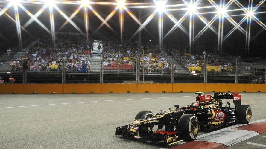 Ecclestone wants Russia night race