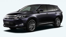 2014 Toyota Harrier fully revealed in Japan with optional hybrid setup [videos]