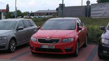 2013 Skoda Octavia RS 29.06.2013