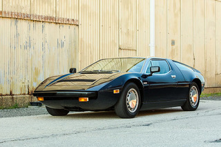 Keep Your Hypercar, the 1975 Maserati Bora is the Business
