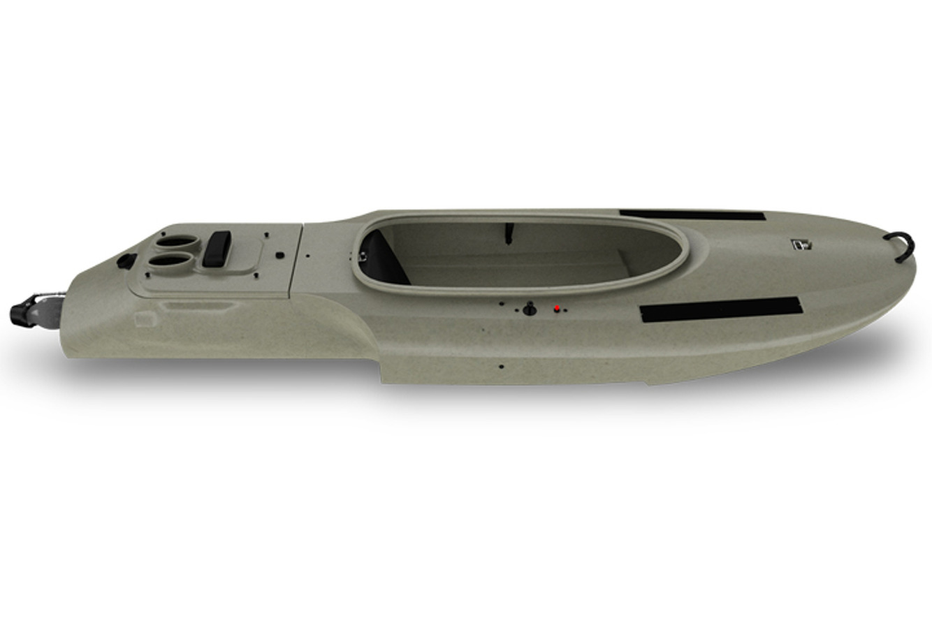 This Compact Jet Kayak Can Hit 21 MPH on Water