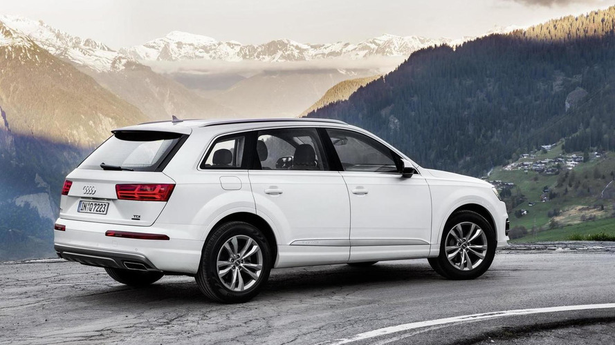 Base Audi Q7 Ultra 3.0 TDI with 218 PS goes on sale in Europe