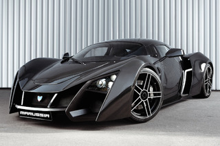 Russia's Marussia Supercar Dies Before It Even Lives
