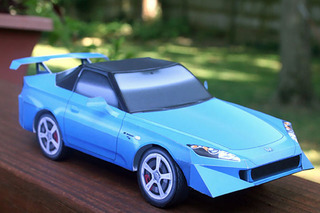 Build Your Own Honda S2000 for Free