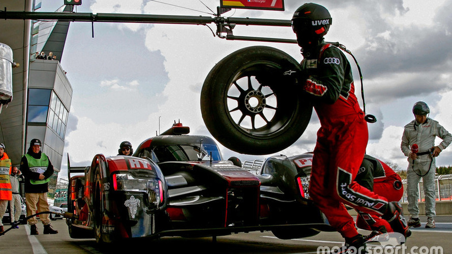 """Audi blames """"bouncing"""" for WEC exclusion, will not appeal"""