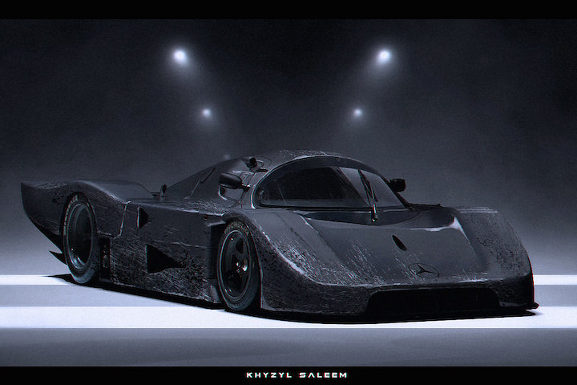 Artist Creates Amazing Sci-Fi Supercar Concepts [Photo Gallery]