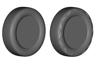 New Yokohama Design Concept Adds Aero to Car Tires
