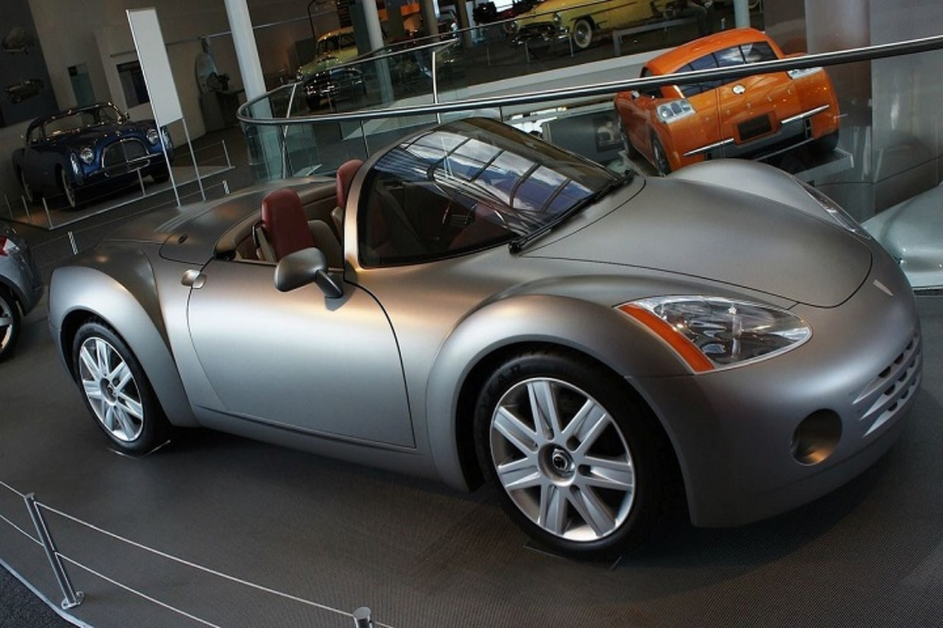 The Beautiful 1998 Pronto Spyder Concept That Died With Plymouth