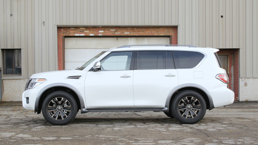 2017 Nissan Armada | Why Buy?