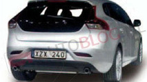 2013 Volvo V40 leaked from magazine