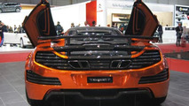 Mansory McLaren MP4-12C live in Geneva, 600, 06.03.2012
