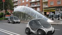 Hiriko citycar concept