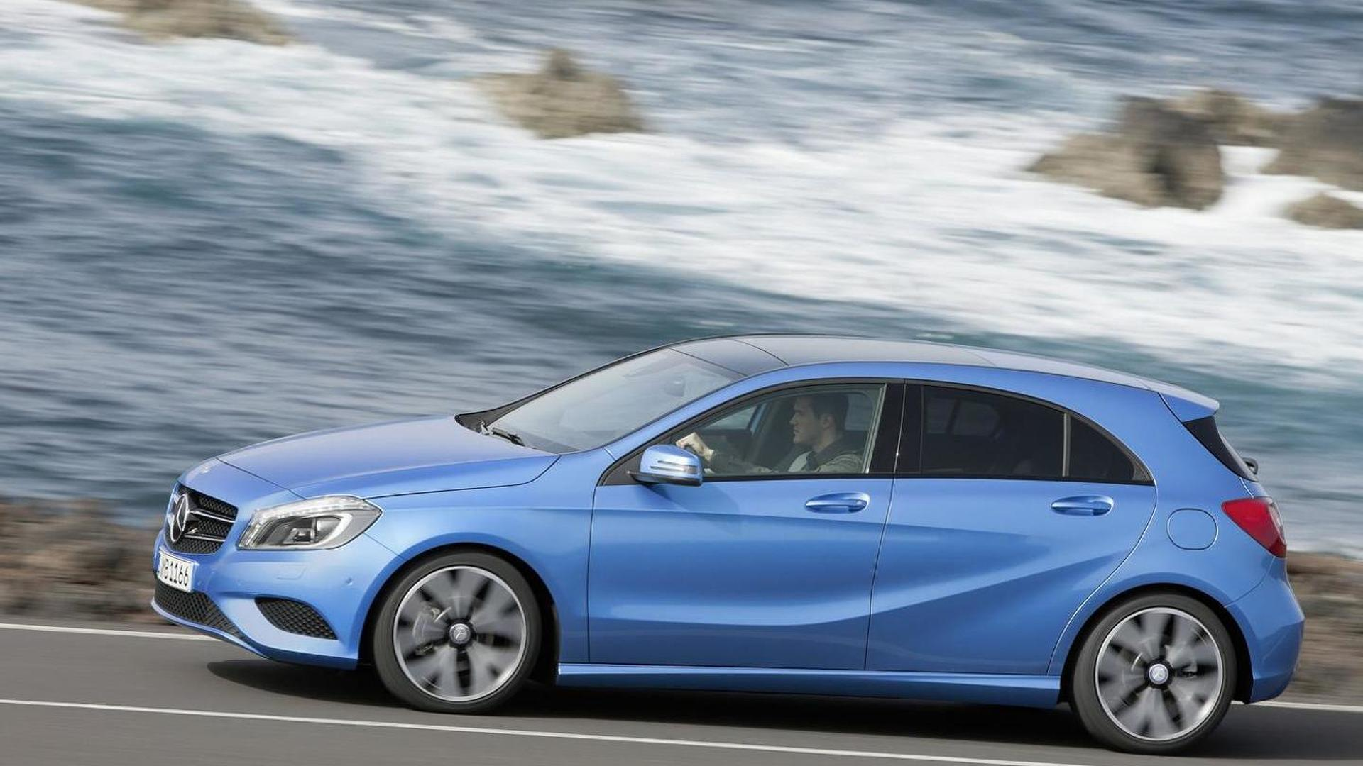 Mercedes Benz A-Class production to be supplemented by Valmet in Finland