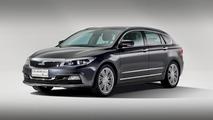 Qoros 3 Sedan, Cross Hybrid Concept and Estate Concept set for Geneva debut