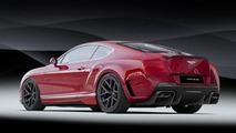 Bentley Continental GT by Vorsteiner 10.6.2013