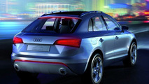 Audi Cross Coupe Quattro Concept Revealed
