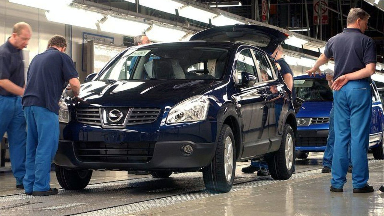 Qashqai 2.0-Litre dCi Production