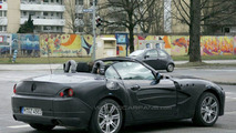 SPY PHOTOS: BMW Z4 with Roof Down