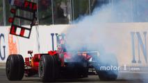 Felipe Massa's bad days in Formula 1