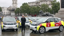London Fire Brigade goes electric with BMW i3