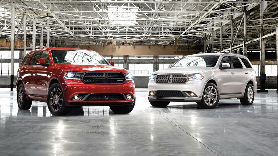 High-performance Dodge Durango SRT could arrive next year