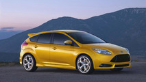 U.S.-spec 2012 Ford Focus ST unveiled