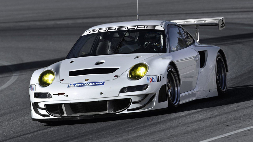 Porsche confirms development of new 911 GT3 RSR - based on the 991