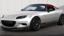 Mazda MX-5 Spyder for SEMA - 28.10.2011