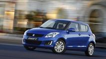 2014 Suzuki Swift facelift leaked photo 17.6.2013
