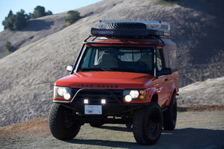 This Custom Land Rover is One Tribute Car You'll Actually Want