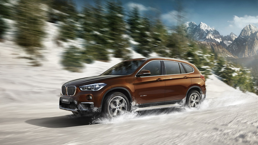 BMW makes the X1 more desirable for China with LWB version