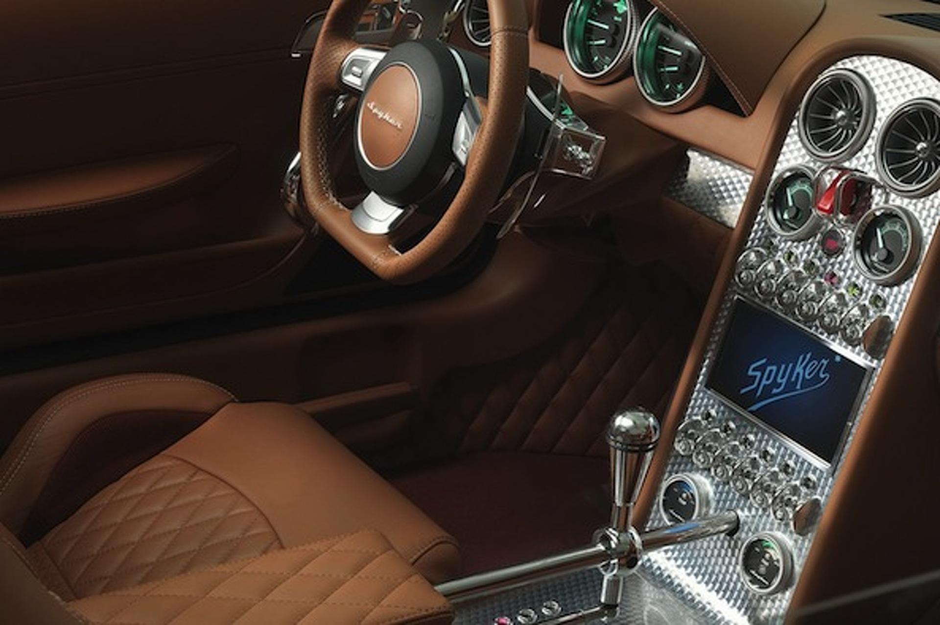 Spyker B6 Venator Shows Signs of Life in Geneva