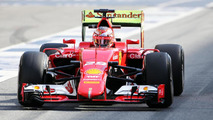 Ferrari criticised for Barcelona test lineup