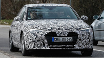 2016 Audi A4 spied during final testing