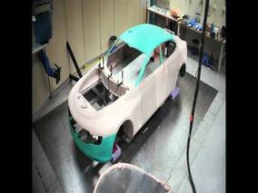 2011 Volvo Concept Universe - Timelapse