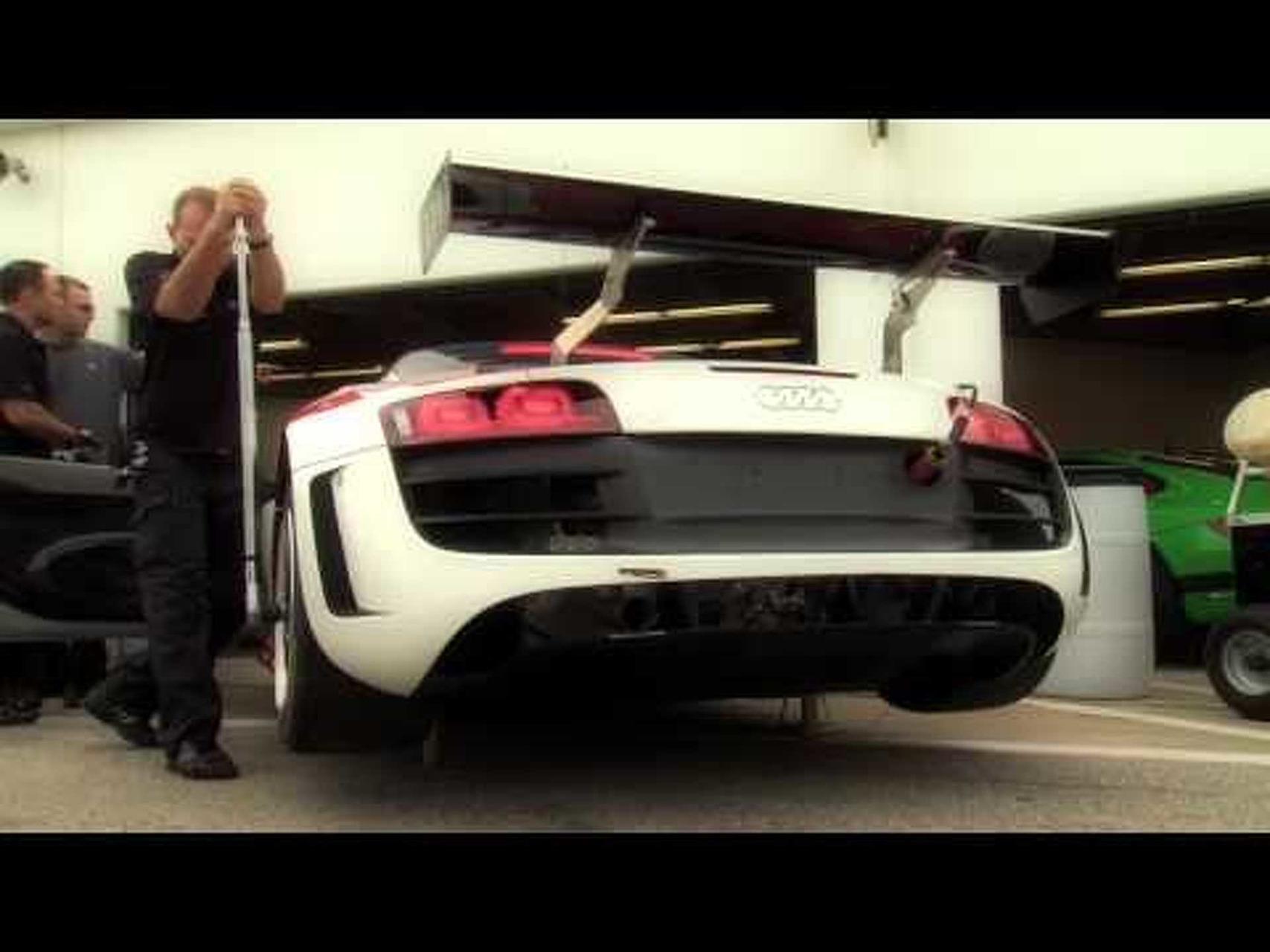 2012 Audi R8 Grand Am