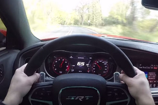 Charger Hellcat Gets Mid-Muffler Delete, Sounds Insane
