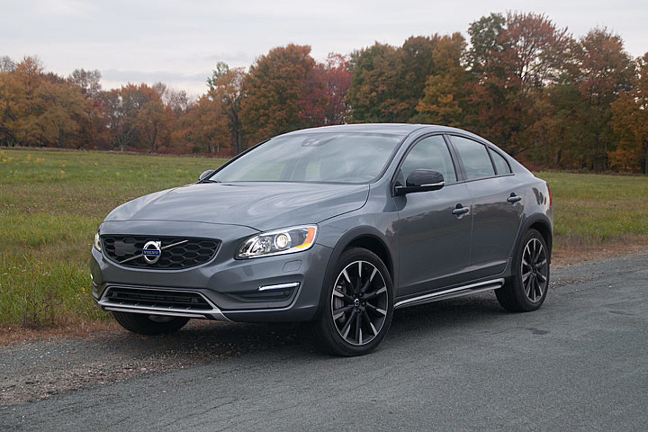 2016 Volvo S60 Cross Country First Drive