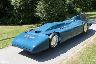 In 1935 this Incredible Car Reached Speeds Over 272MPH.  Where is it Now?
