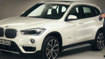 BMW X1 exterior and interior detailed in walkaround video