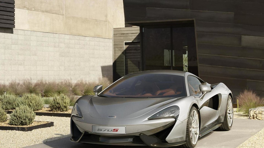 McLaren Gran Turismo reportedly in the works