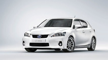 Lexus CT 200h first officially released photos 26.02.2010